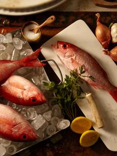 Red Snapper - gourmet restaurant - farrys boutique hotel