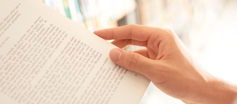 O hábito de leitura é para todos!