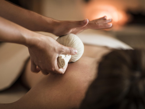Des massages, pour se retrouver