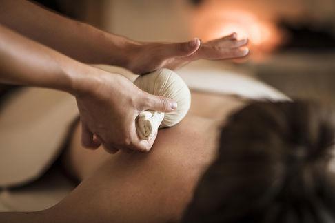 Aromatherapie-Massage