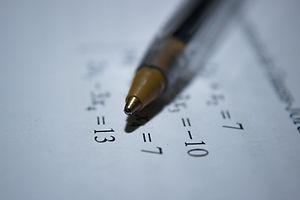 Matematik Egzersizleri