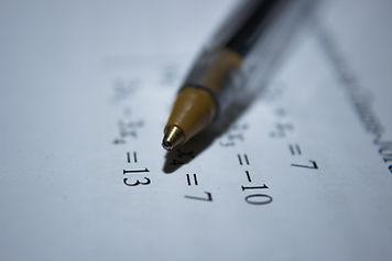 Математические упражнения