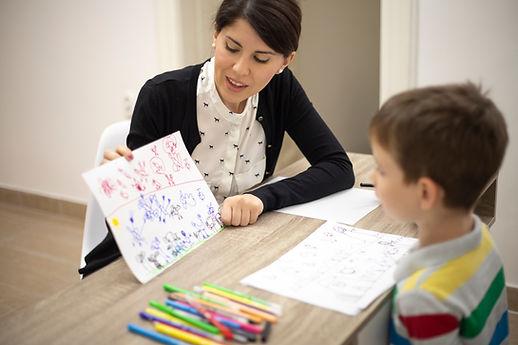 Психолог для детей