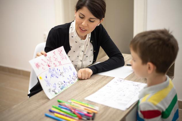 Psicólogo para niños