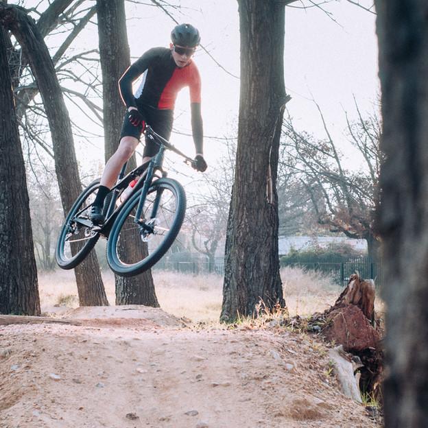Mountainbiken im MSB-X-Trail