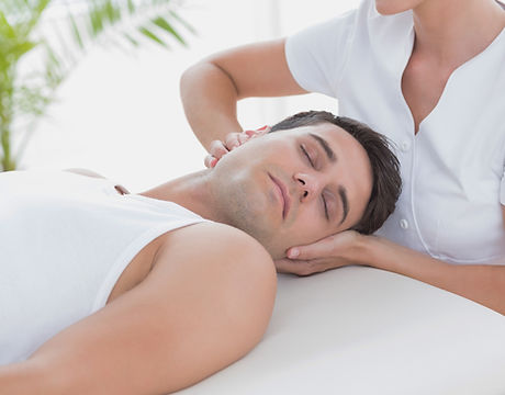Neck and Shoulder Massage