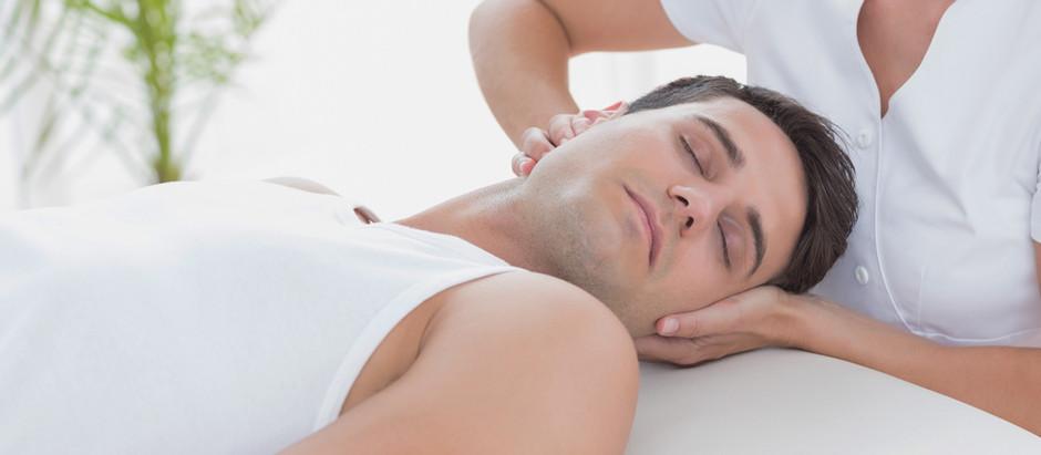 Massage et soins en institut