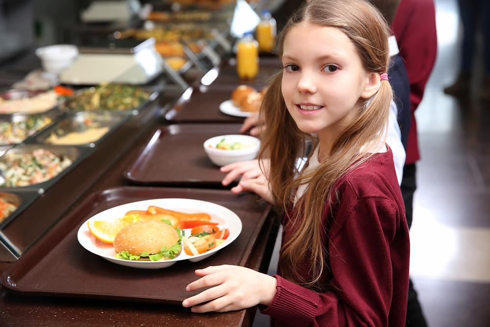 Free School Lunch & Breakfast