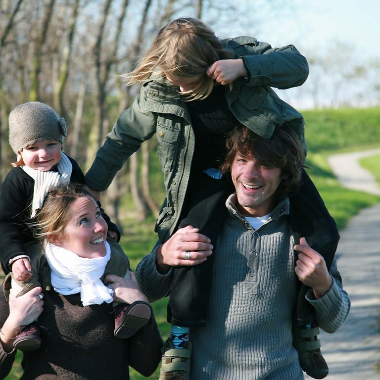 Foraging Walk for Clare mental health week