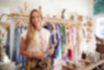 Fashion Store Clerk
