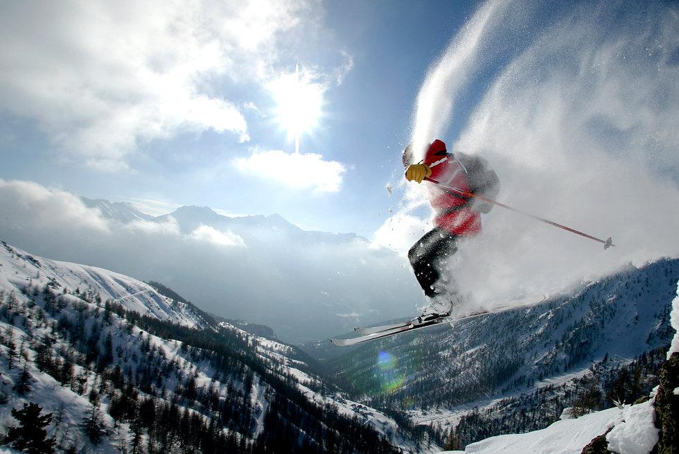 Crème solaire ski