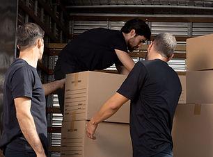 Organizing Boxes