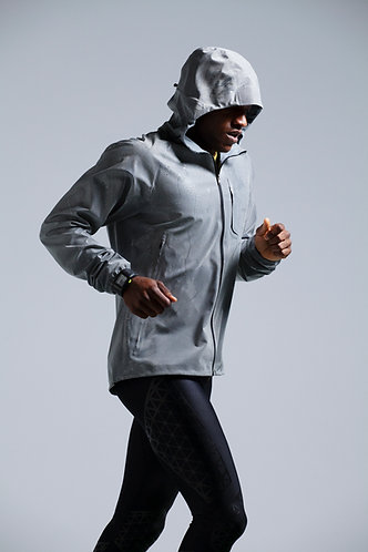Pano Hooded Running Jacket