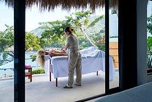 Outdoor Massage