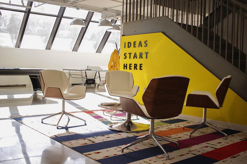 Ideas Start Here | Caymann Design