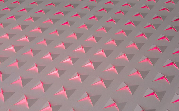 Illuminated Paper