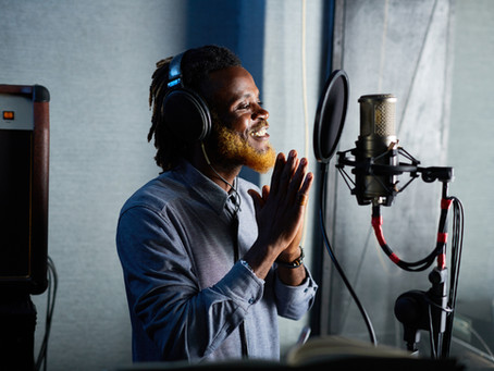 Voice Overs: Developing my Voice