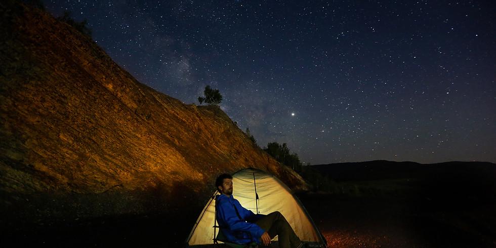 Stargazing at Cherry Springs