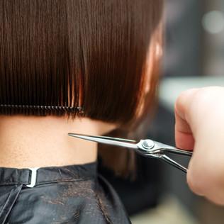 Short Hair Cut