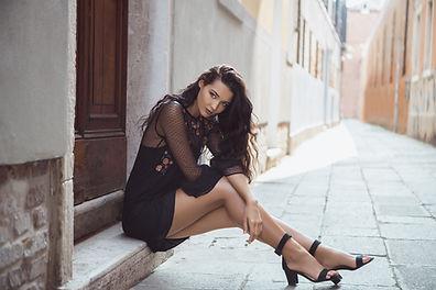 Woman Sitting