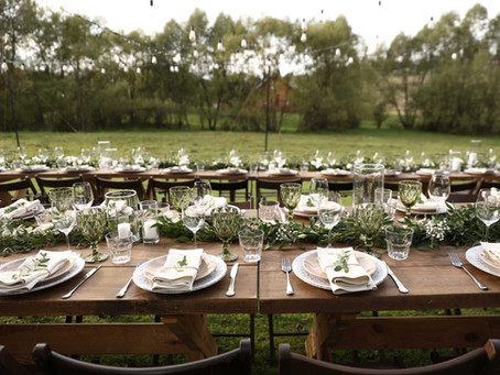 10 Tips To Decorate Marquees For Weddings