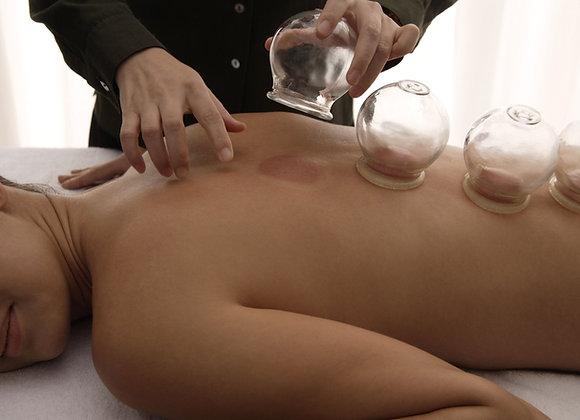 Massage Bien-être Ventouses Traditionnelles
