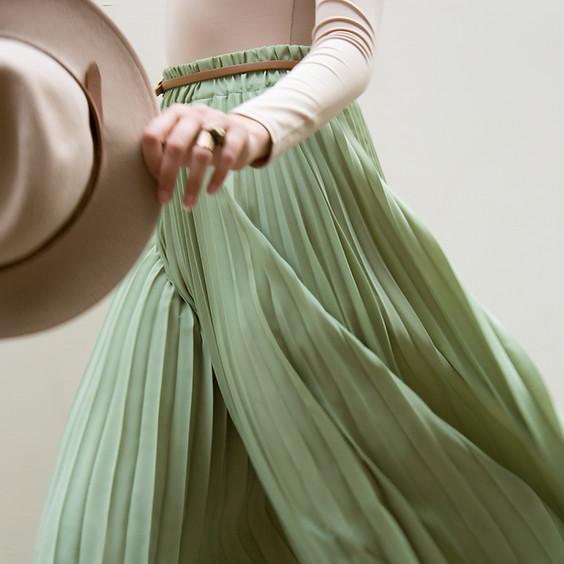 Sustainability in fashion design