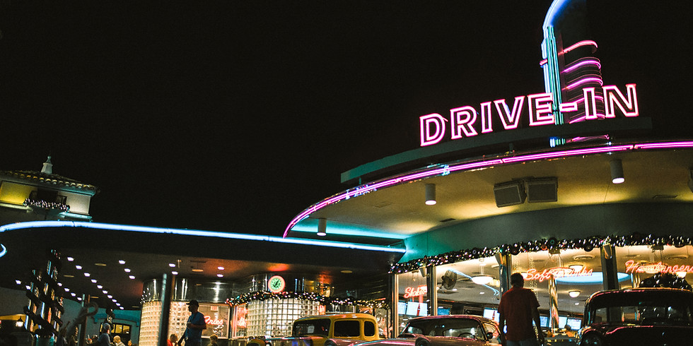 DRIVE-IN OCT 30TH @ 7:00PM