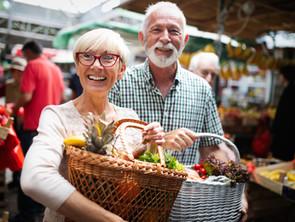 Una sana alimentazione è indispensabile per una lunga vita in salute...e tanti altri consigli!