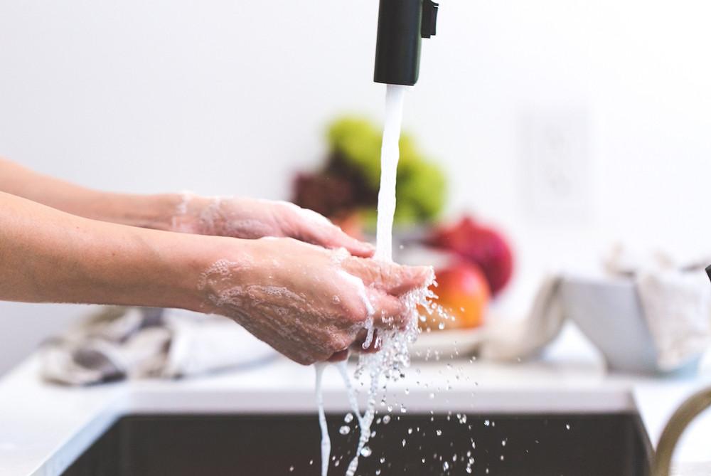 best way to wash my hands