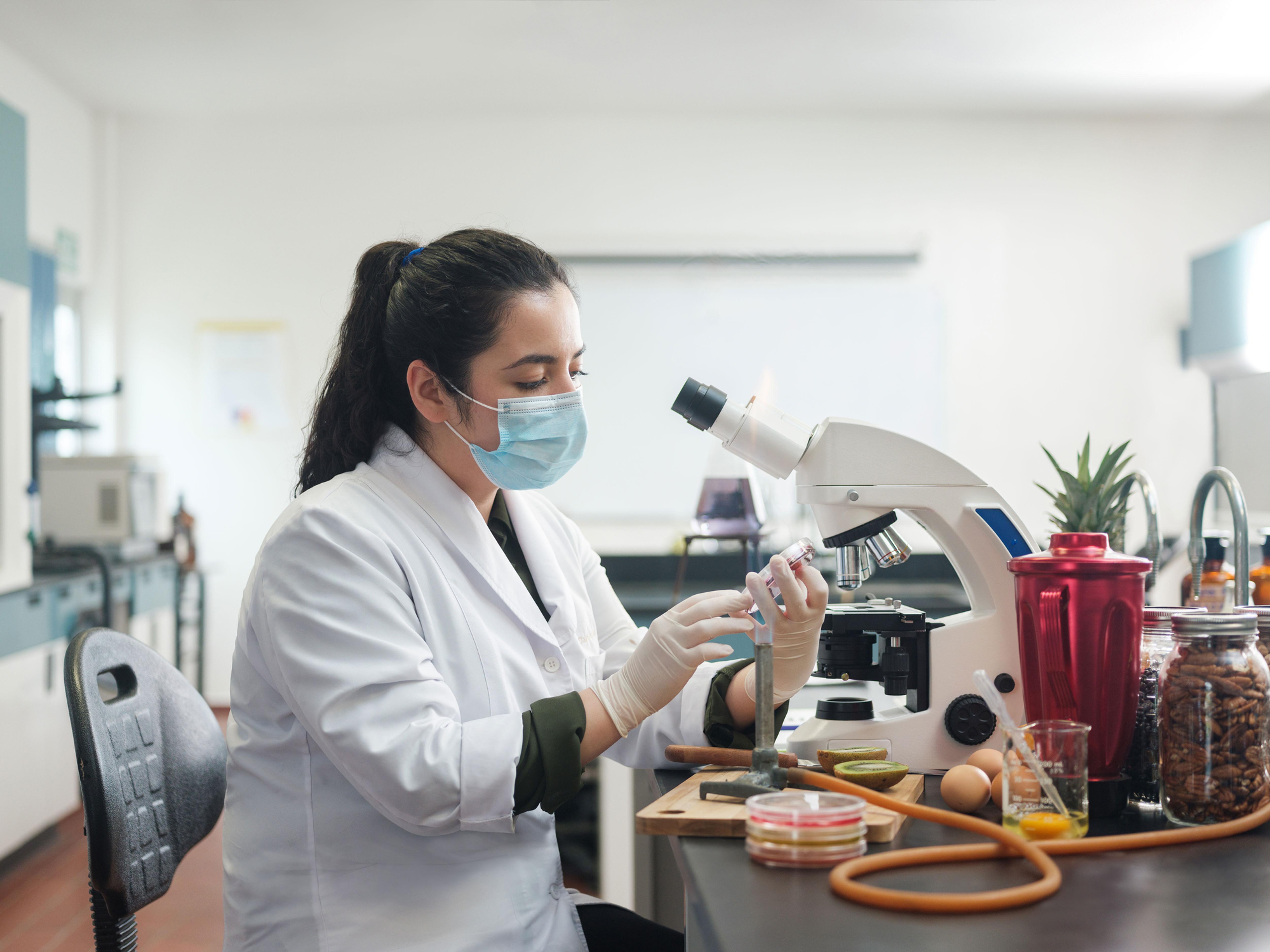Intolerance/ Nutrition/ Blood Testing