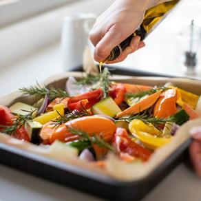 Sebzeleri Pişirme Usülleri