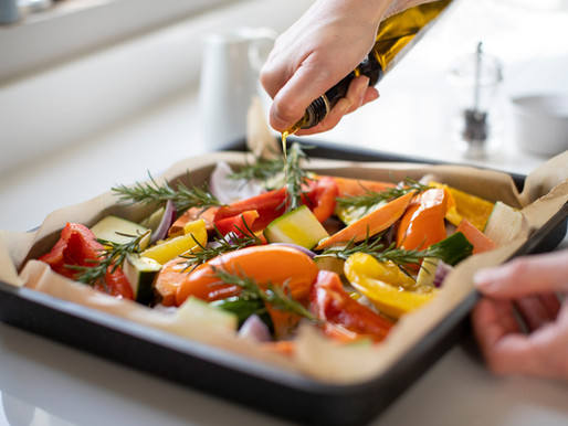 A Dietitian's Guide To Cooking Oils
