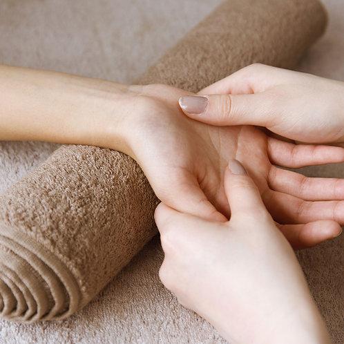 Online Arm and Leg Massage Course