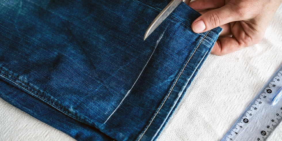 Mend Your Jeans!