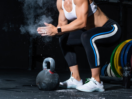 Kettlebell Training: 5 Kettlebell Sessions for All-round Fitness