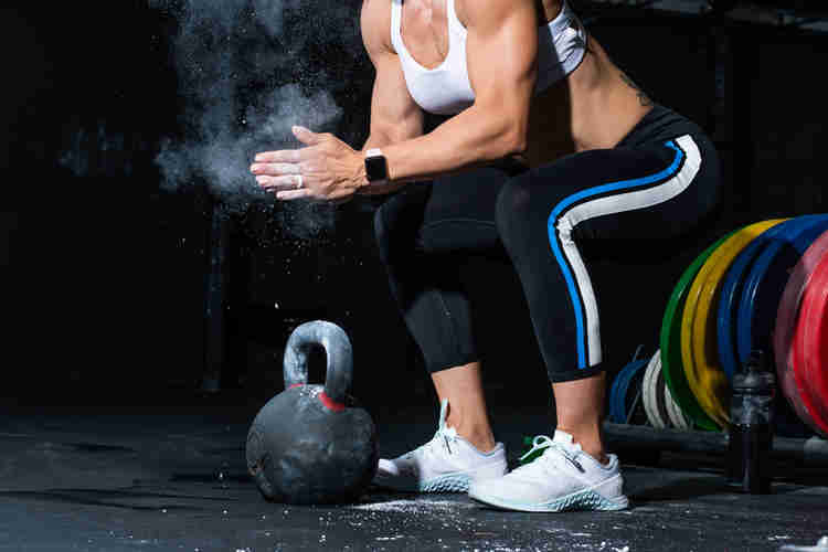 Why weight training is important in your 50s