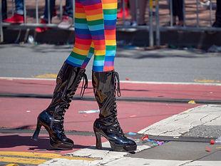 Pride Boots