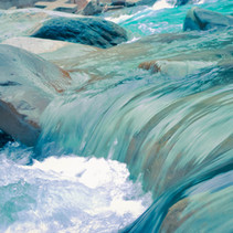 A Stream, Not a Water Pump