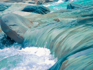 BEING IN THE FLOW OF LIFE