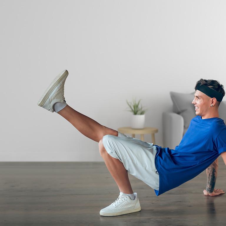 Beginner Hip-Hop Dance Classes (Wave 2)