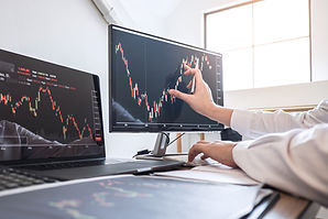 Stocks on a Screen
