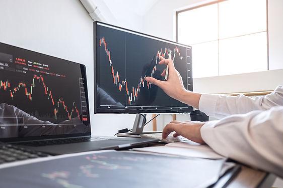Datos del mercado de valores