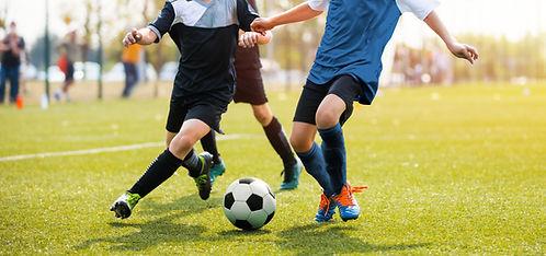 Hraní fotbalu