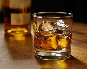 Whisky avec glace