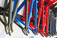 Cadres de vélo