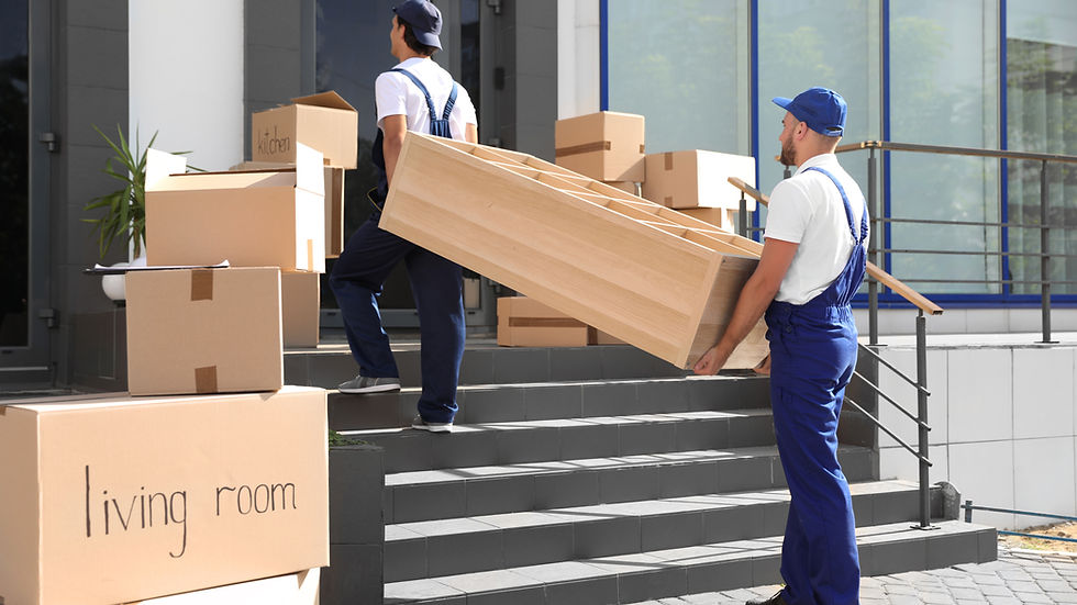 Moving In/Out Service