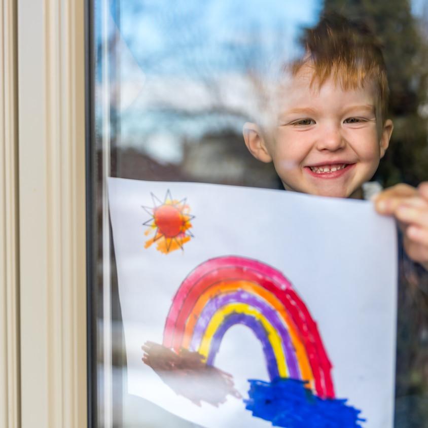 Mindful Kids Art + Yoga Workshop : Gracefulness