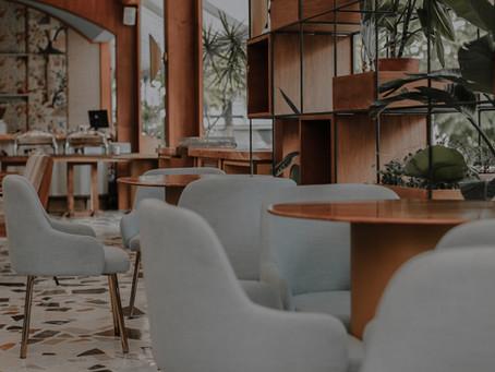 各州でのレストランの営業再開制限