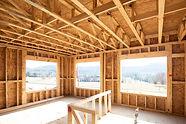 Cadre de maison en bois